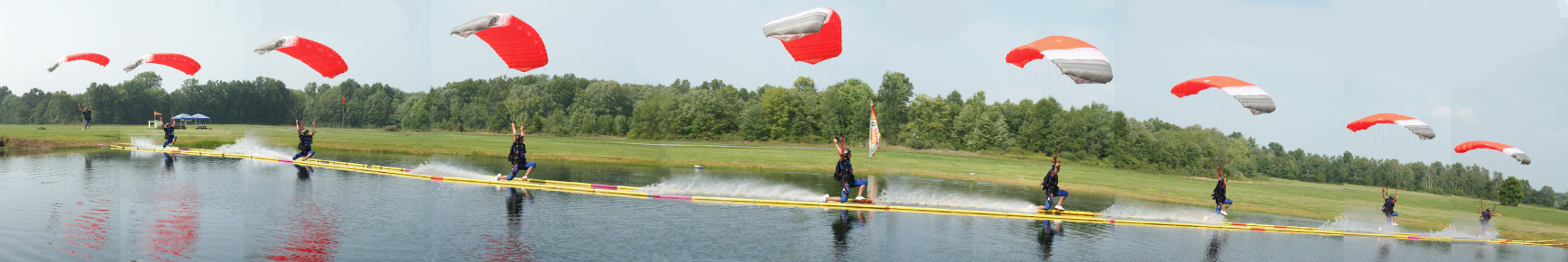 performance skydive