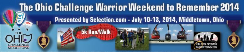 Wounded Warrior Weekend 2014