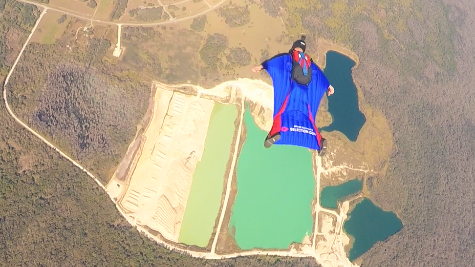 air show, wingsuit, skydive